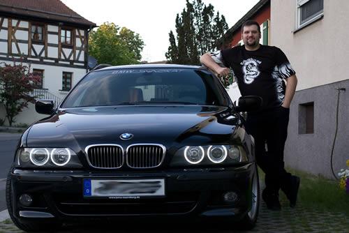Toxic's E39 Touring - 5er BMW - E39